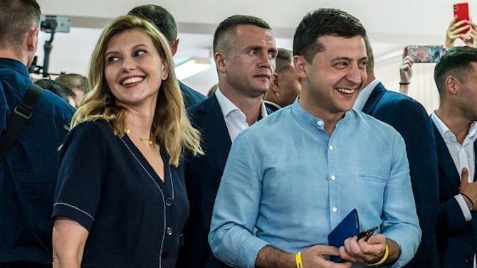 у первой леди Украины обнаружен коронавирус
