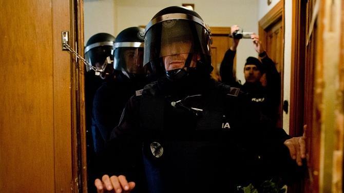 іспанська поліція розкрила мережу торгівлі людьми