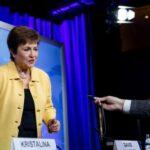 Крісталіна Георгієва бере участь в дискусії про наслідки пандемії в Європі