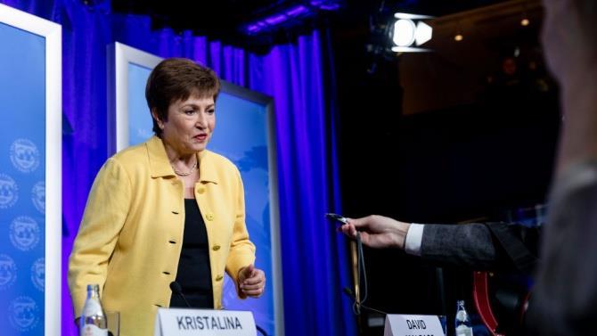 Крісталіна Георгієва взяла участь в онлайн-дискусії про наслідки пандемії COVID-19