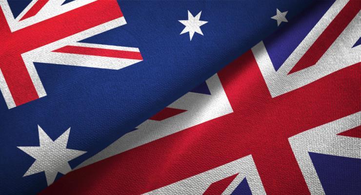 Лондон начинает переговоры о свободной торговле с Австралией и Новой Зеландией