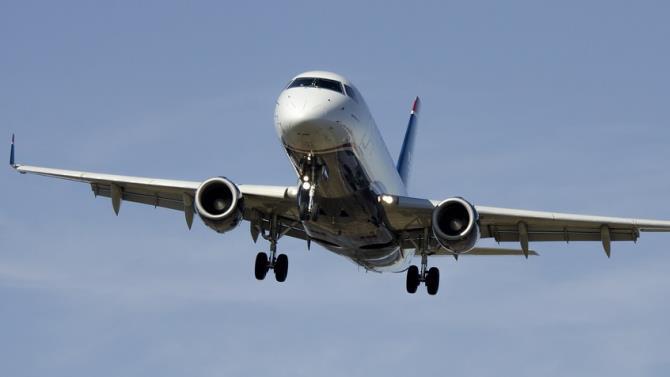 літак необхідно дезінфікувати після кожного польоту
