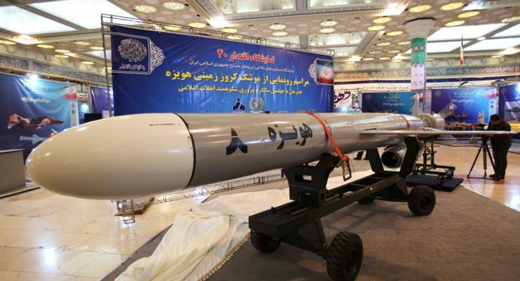Іран випробував нову крилату ракету