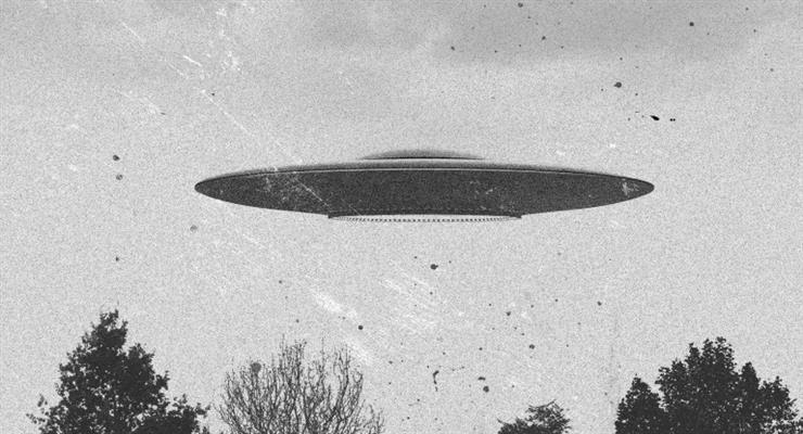 в небе Японии наблюдали неизвестный сферический объект