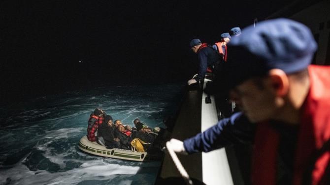 марокканські прикордонники врятували 93 мігранта