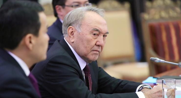 Назарбаєв ізолював себе після позитивного тесту на коронавірус