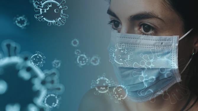 в Турции введен штраф за не ношение масок