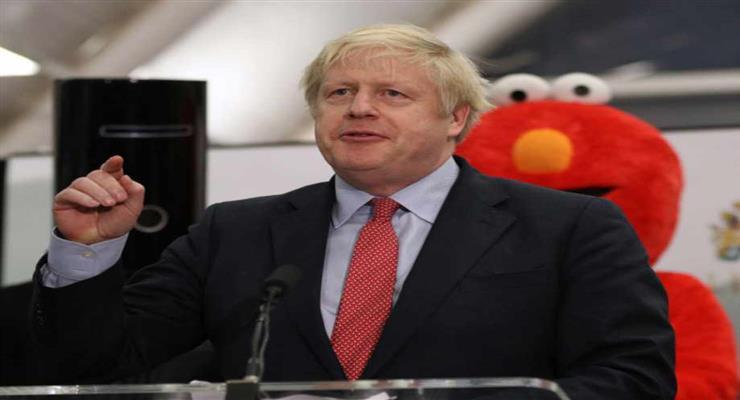 англичане призвали к сокращению зарплаты премьер-министра Бориса Джонсона