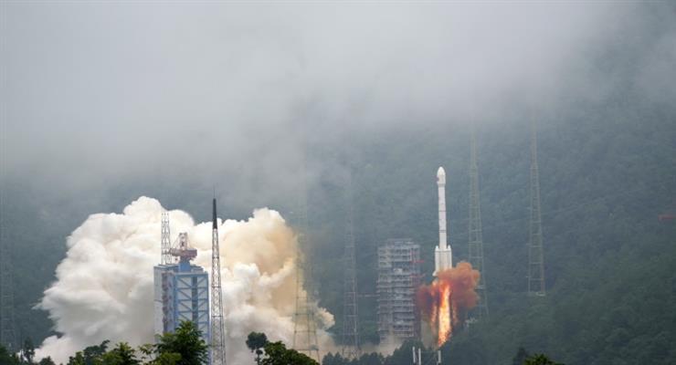 новітній супутник забезпечить Китаю переваги перед GPS