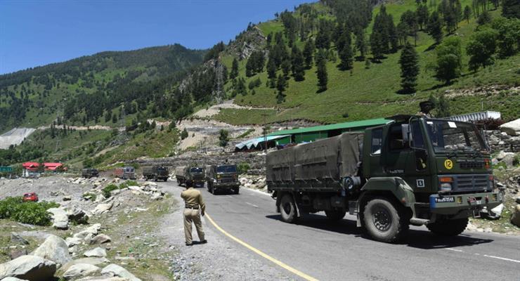 Индия и Китай прекращают военные действия на границе