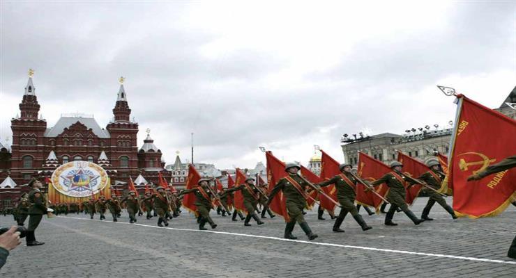 Парад Перемоги на Красній площі