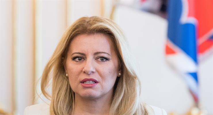 у президента Словаччини позитивний тест на коронавірус