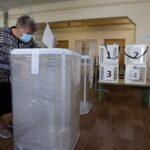 45,7% россиян проголосовали на референдуме