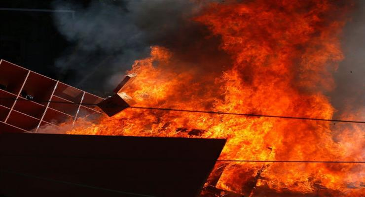 в лікарні в північному Тегерані стався вибух