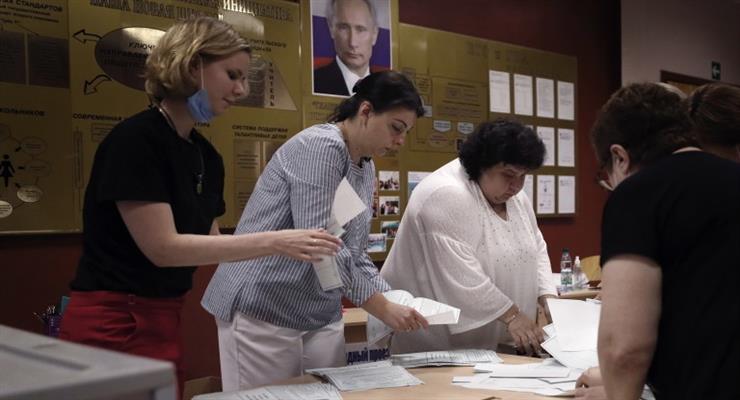 більшість росіян за зміни в Конституції