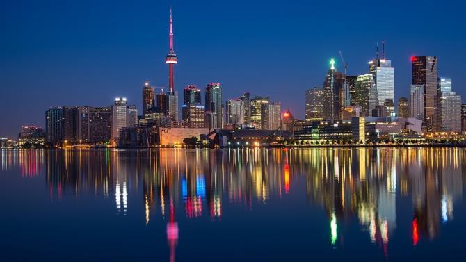 День Канади відзначений онлайн