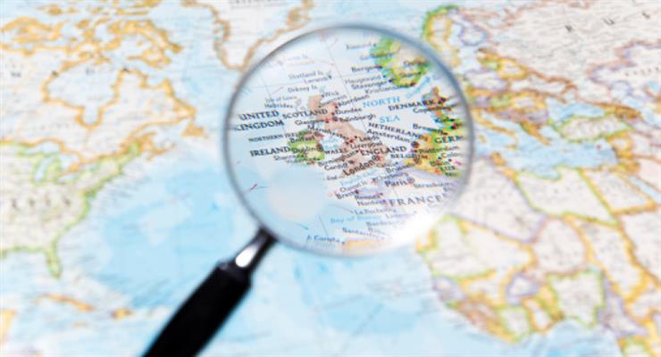скоро британцы смогут посетить любую из 90 стран, внесенных в список