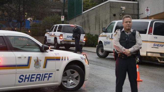 арешт збройного чоловіка біля резиденції Трюдо
