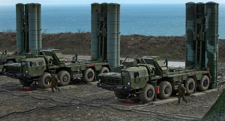 С-500 «Прометей» здатна знищувати гіперзвукових зброю