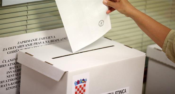 попередні результати виборів