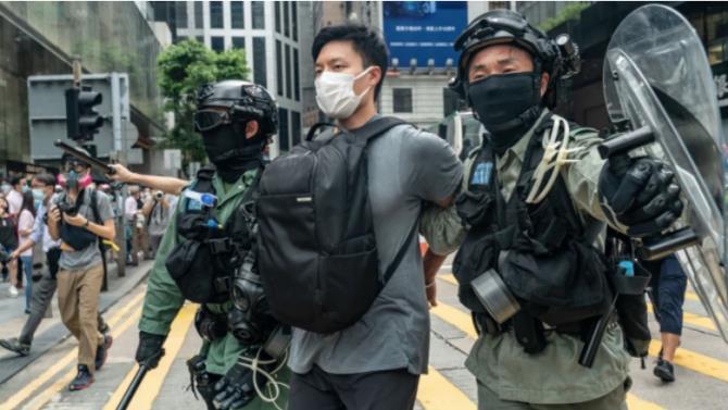 нові подробиці закону про Гонконгу