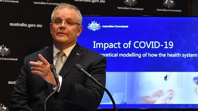 в Австралії посилюють обмежувальні заходи