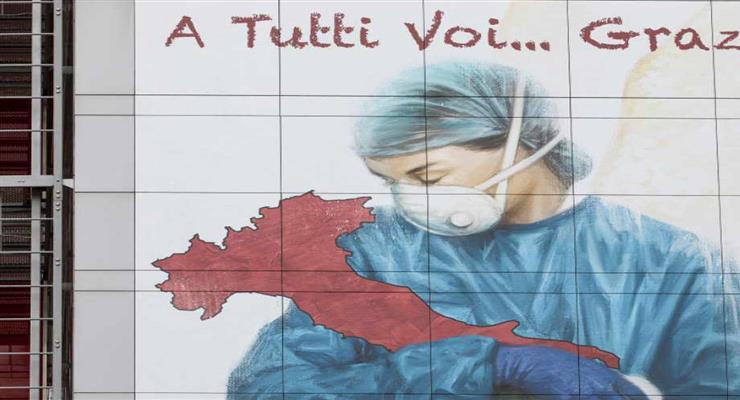 эпидемия COVID-19 в Италии закончилась