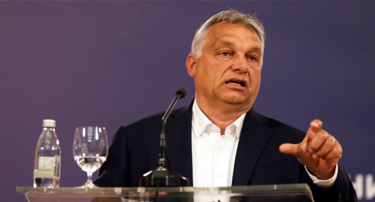 Орбан може накласти вето на фонд відновлення ЄС після пандемії