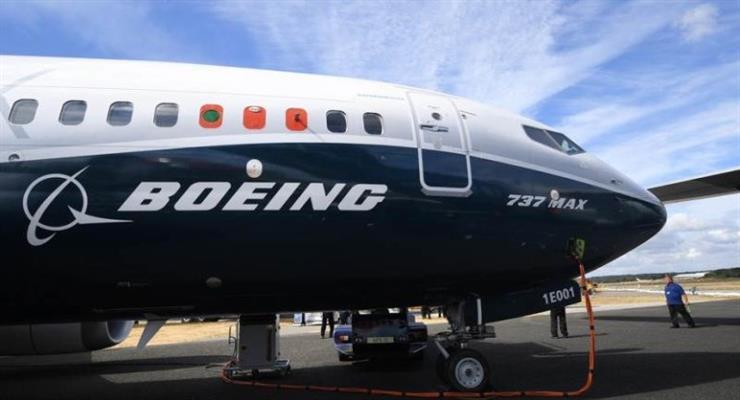 транснаціональна корпорація Boeing зазнає збитків