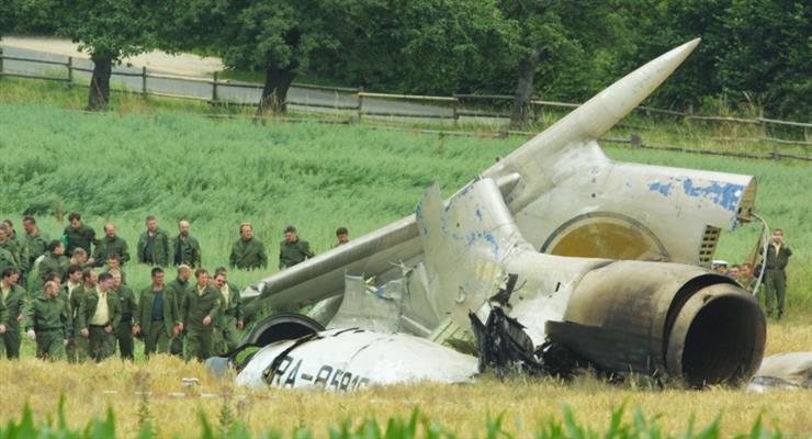 в Туреччині розбився літак-розвідник