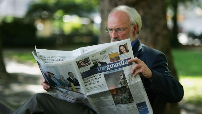 британські ЗМІ скорочують свій штат