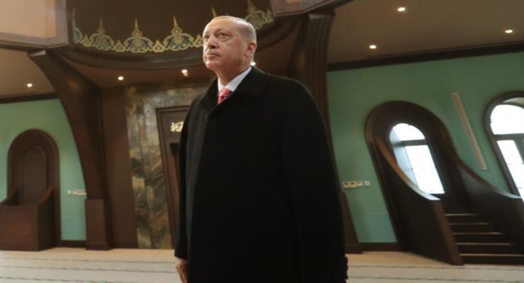 Ердоган відвідав Софію