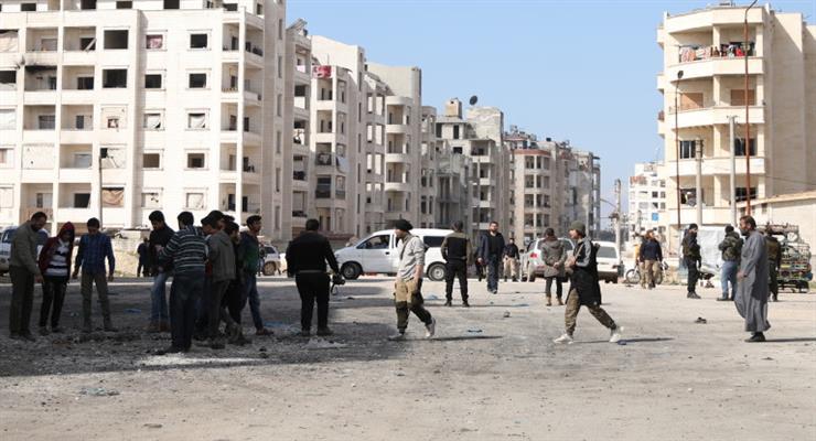 чергова сутичка на кордоні Сирії та Туреччини