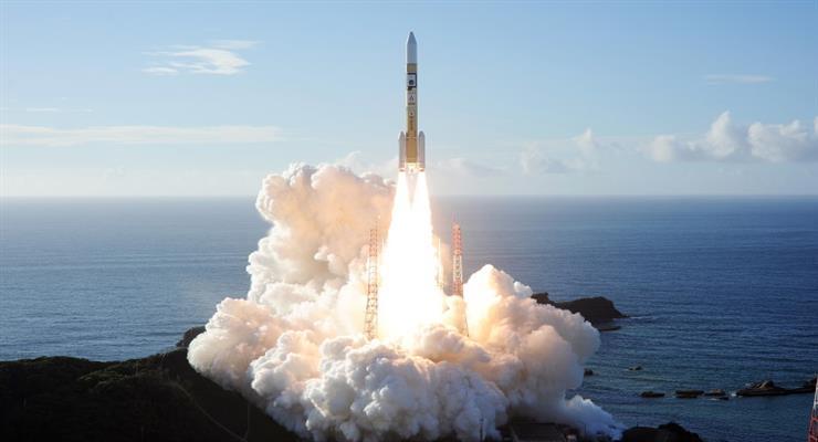 ракета з зондом, відома по-арабськи «Аль-Амаль», запущена з космічного центру в Японії