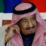 Король Саудівської Аравії Салман був госпіталізований