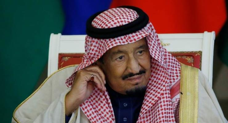 Салман бін Абдулазіз був госпіталізований із запаленням жовчного міхура
