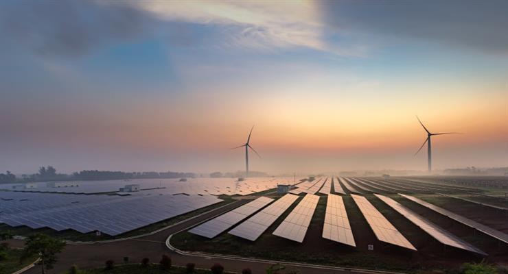 ВДЕ переважають над копалинами джерелами енергії