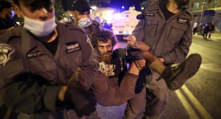 протести проти Біньяміна Нетаньяху