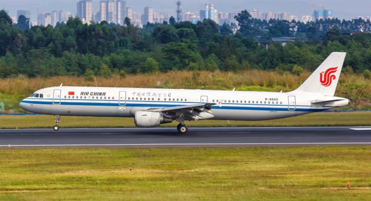 412 рейсів скасували через коронавируса