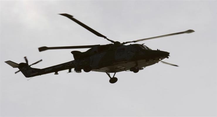 в Іспанії розбився вертоліт