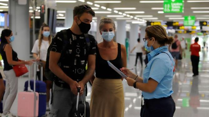 пасажири з Люксембургу - на карантин