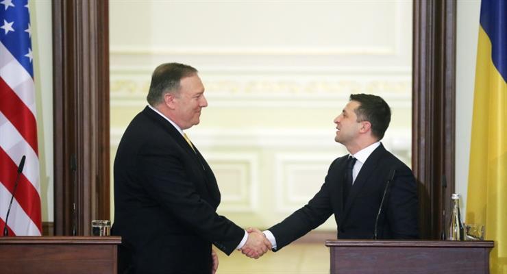 США збираються збільшити військову допомогу Україні