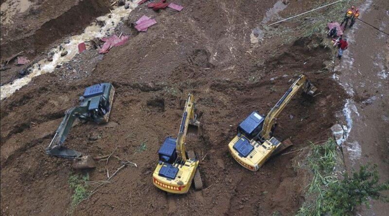 113 шахтеров погибли на нефритовой шахте