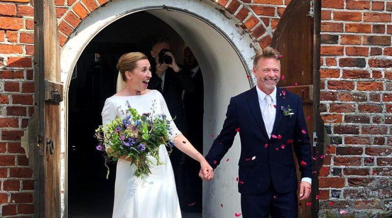 премьер-министр Дании сумела, наконец, выйти замуж