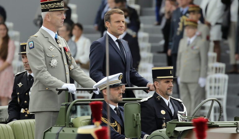 Франція святкує день взяття Бастилії