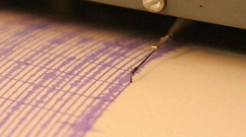 Землетрясение с магнитудой 3.4 по шкале Рихтера потрясло район Вранча