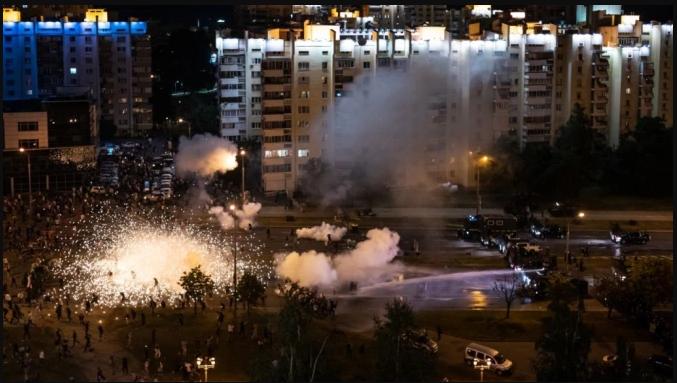 Під час акцій протесту в Білорусі затримано понад 120 осіб