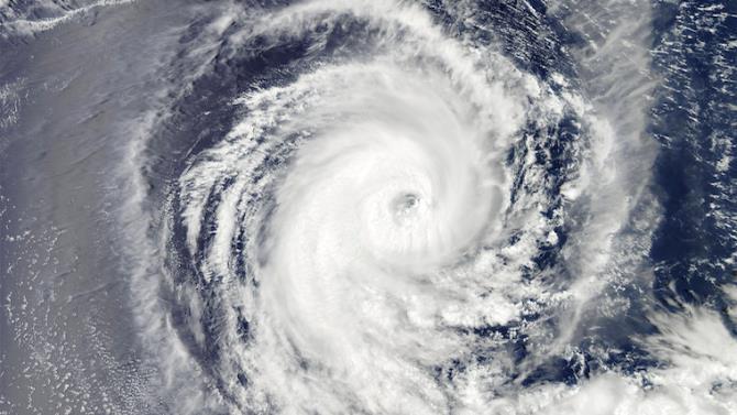 в Китаї очікується сильний тайфун