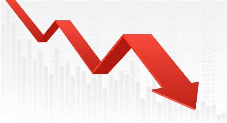 спостерігається спад у торгівлі