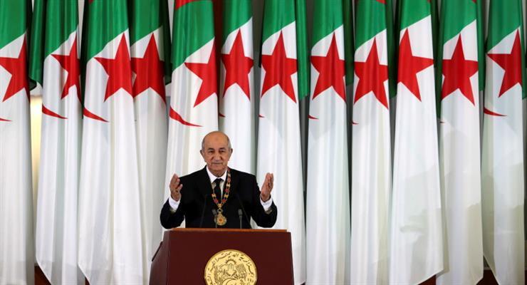 в Алжирі пройде референдум